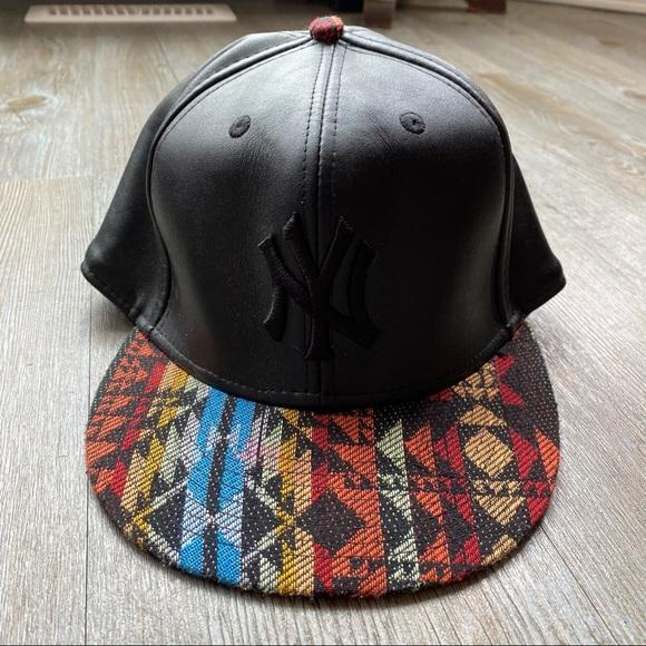 New York Yankees Cotton Snapback Hat